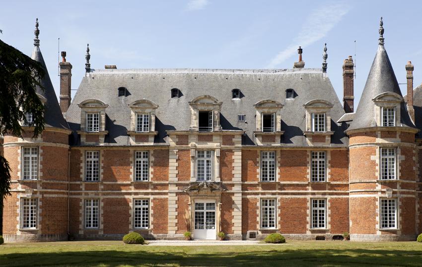 Château XVIe, XIXe